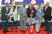 Ribbon cutting ceremony at Reagan National Airport for Made in DC kiosk