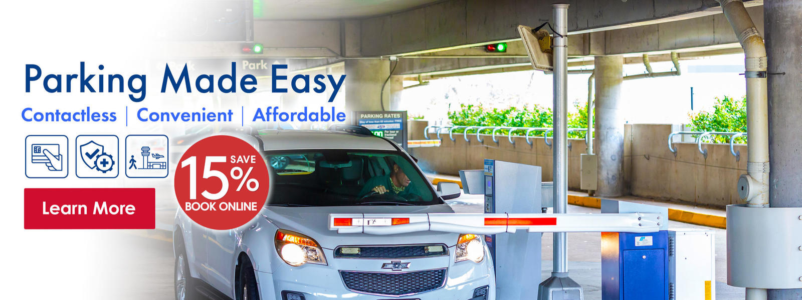 Parking Made Easy DCA